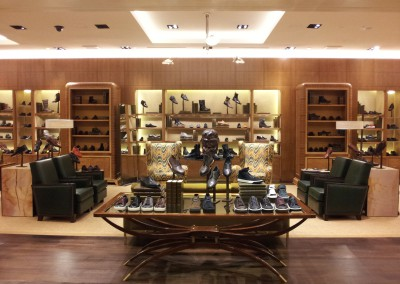 Bergdorf Goodman Men's Shoe Library