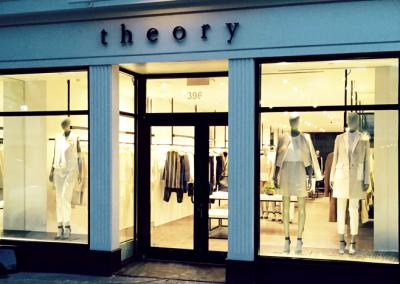 Theory, Greenwich